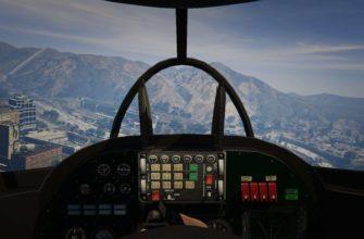 Как летать на самолете и вертолете в GTA 5