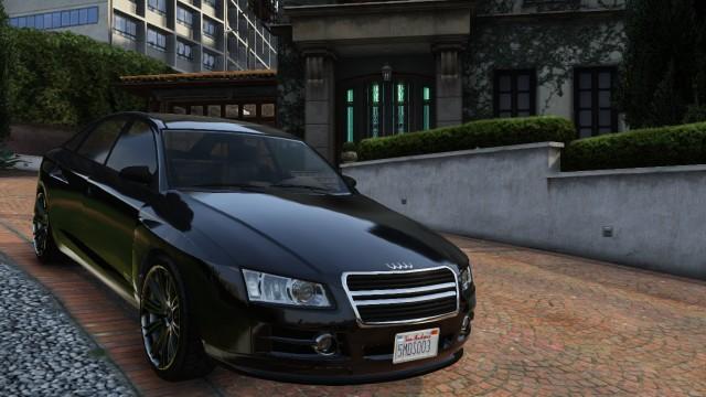 Как поменять основную машину в GTA 5