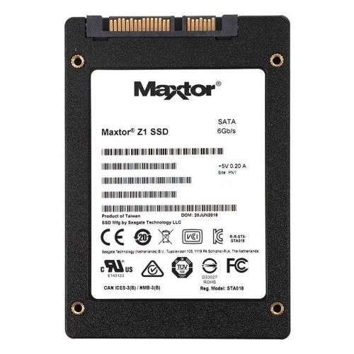 "SSD диск MAXTOR Z1 (SEAGATE ) 2.5"" 240GB SATA-III TLC (YA240VC1A001) - купить в интернет магазине с доставкой, цены, описание, характеристики, отзывы"