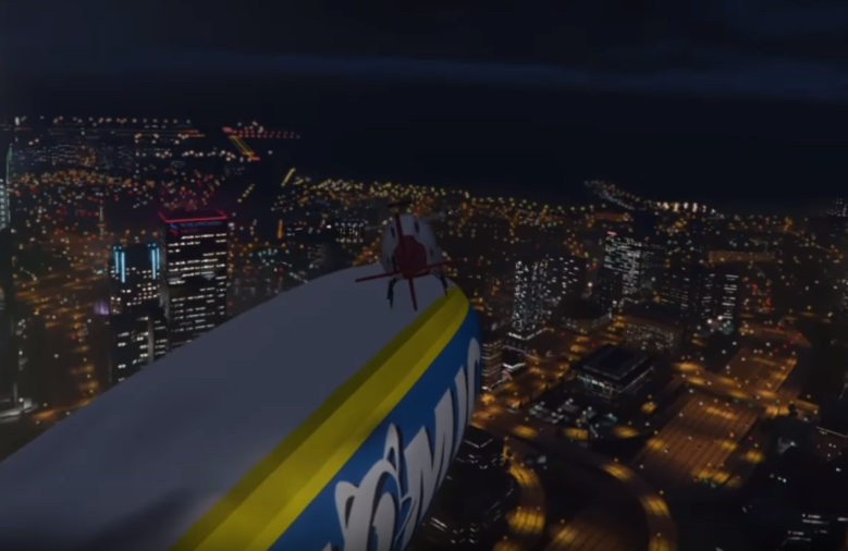 Как вызвать вертолет в GTA 5