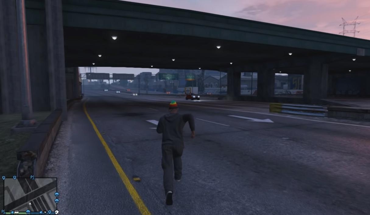 Как поднять уровень в GTA 5
