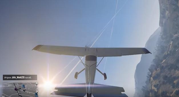 как летать в гта 5 на самолете