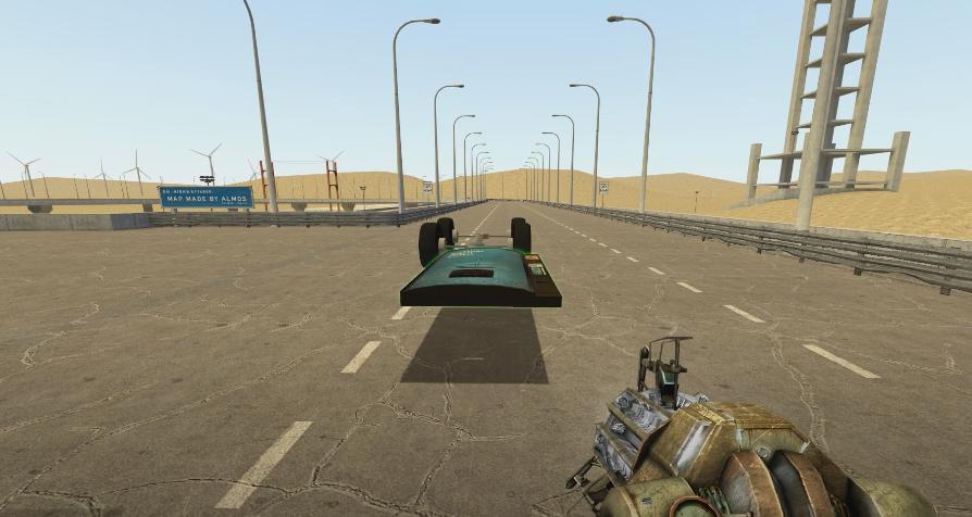 сделать машину в Garry's Mod