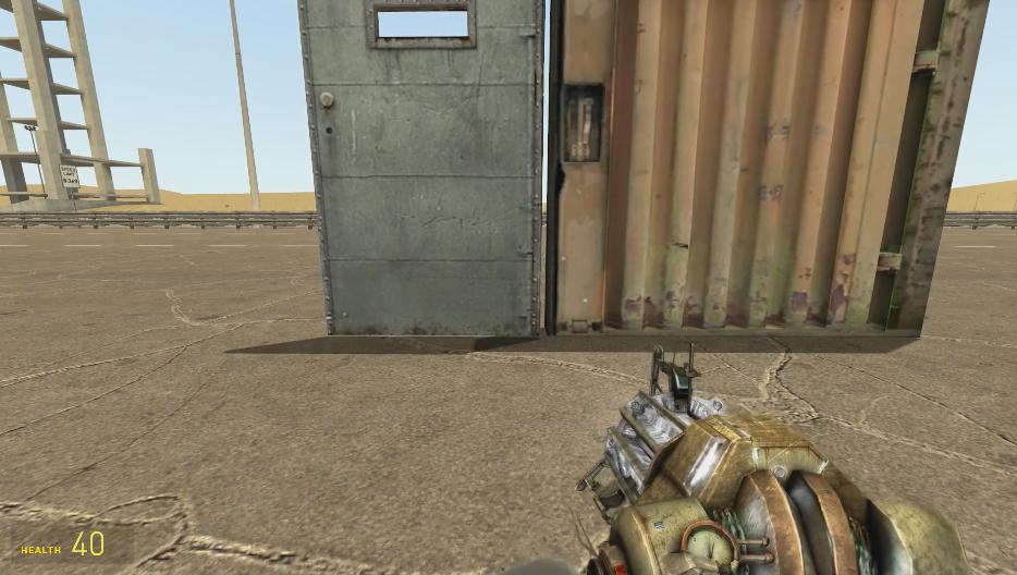 дверь в Garry's Mod