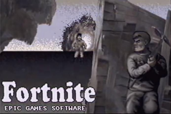 Fortnite 2000