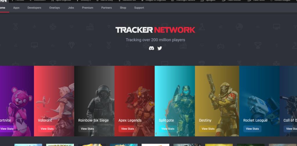 часов в Valorant на Tracker