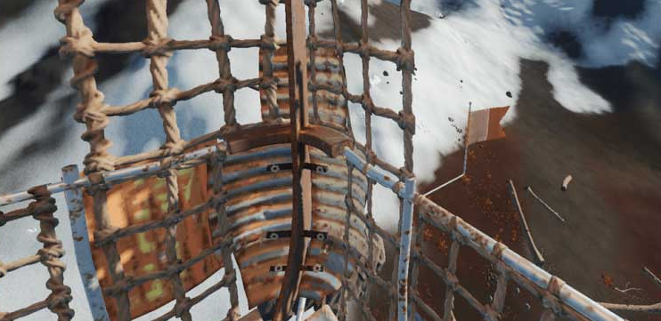 воздушный шар в rust